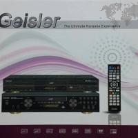 DVD Player Super Karaoke System GEISLER OK-7500