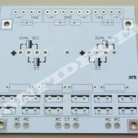 PCB Power Supply Gainclone bipolar MUR860