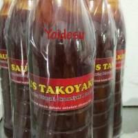 Jual Saus Takoyaki Halal Saos Enak 900 ml Pengganti Bulldog Jakarta
