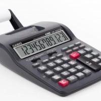 Kalkulator Casio HR-100TM Asli dan Bergaransi