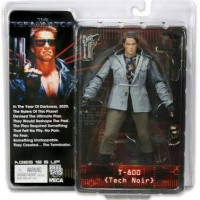 NECA Terminator T-800 Tech Noir BIB Original