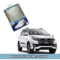 Body cover / sarung mobil RUSH / TERIOS