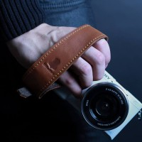 Hold Camera Wrist Strap 100% Original Leather Bellwether