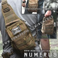 Tactical Assault Shoulder Bag