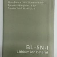 BATERAI/BATRE/BATTERY SMARTFREN ANDROMAX V3S ORI