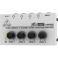 Headphone Amplifier Behringer Ha400 / ha 400