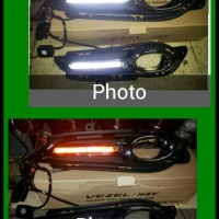 Lampu DRL HRV + Lampu Sen