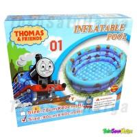 Kolam Renang Anak / Bayi Karakter Thomas & Friends Pool 90 cm - Biru