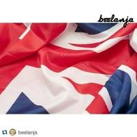 Bendera Nasional Inggris / Union Jack Flag