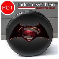 Cover Ban / Sarung Ban Terios Rush Ecosport Jeep Batman v Superman BVS