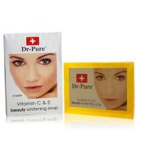 Sabun Dr Pure Beauty Whitening Soap - KUNING - Original - BPOM
