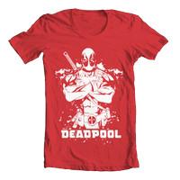 Kaos Deadpool Oblong (Gamer / Programmer / Geek Shirt)