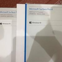 READY STOCK BNIB Microsoft Surface Pro 4 i5 8GB Ram 256GB Garansi