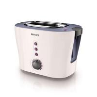 Philips Toaster HD 2630 - Putih-Biru / Toaster Philips HD2630