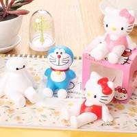 Penyangga HP Karakter Hello Kitty, Totoro, Baymax, Doraemon