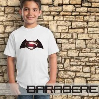 harga Kaos Anak Batman V Superman Tdy06 Tokopedia.com