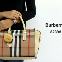 tas BURBERRY Uk 28x12x22 Kanvas