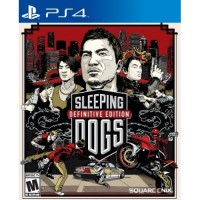 Kaset Game PS4 SLEEPING DOGS: DEFINITIVE EDITION
