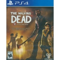 Kaset Game PS4 THE WALKING DEAD: THE COMPLETE FIRST SEASON