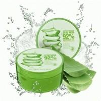 Jual Nature republic aloe vera soothing gel/ aloevera 300ml gel lidah buaya Murah