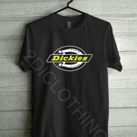 kaos dickies american apparel / tshirt dickies new