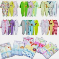 Sleepsuit Next 3 in 1 / Long Jumper Bayi / Baby Next / Jumpsuit
