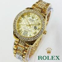 Jam Tangan Wanita Rolex Free Box Rolex
