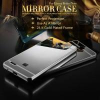 Jual Mirror Xiaomi Redmi Note 3G 4G Metal Alumunium hard soft Case spigen Murah