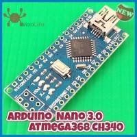 Arduino Nano 3.0 ATmega328 CH340G + Kabel Mini USB