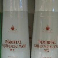 IMMORTAL LIQUID FACIAL WASH WX - IMMORTAL FACIAL WASH WHITENING