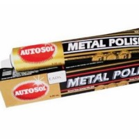 Metal Polish AUTOSOL | Pembersih & Pengkilap Logam Autosol 50