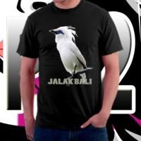 harga KAOS BURUNG JALAK BALI FP136 Tokopedia.com