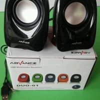 Speaker Mini Advance Duo - 01