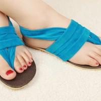 Sandal Flat Babydoll (Sandal Flat Murah, Sandal Flat Keren)