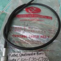 Kabel Speedometer Honda C50-C70-C700