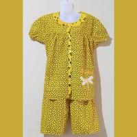 Piyama / Baju Tidur dengan Celana 3/4 (3/4 04)