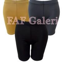 harga 3 PCS Legging Pendek - Celana Shorts Harga Grosir Tokopedia.com