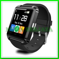 Jual SMARTWATCH U WATCH U8 - BLACK SMART WATCH Murah