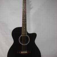 harga Gitar Akustik Black Doff Tokopedia.com