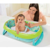 Summer Fold Away Baby Bath Neutral