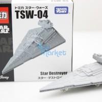 TOMICA STAR WARS TSW-04 DESTROYER