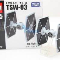 TOMICA STAR WARS TSW-03 TIE STAR FIGHTER