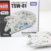 TOMICA STAR WARS TSW-01 MILLENNIUM FALCON
