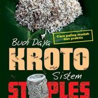 Budidaya Kroto Sistem Stoples