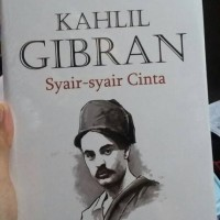 "Buku Kahlil Gibran ""Syair-syair Cinta"""