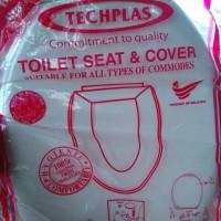 Tutup Kloset Toilet Duduk Cover Seat Cocok Semua Merek