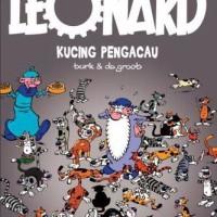 Komik : LEONARD - Kucing Pengacau