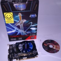 HIS ATI Radeon VGA R7 240 ICOOLER - 2GB DDR3