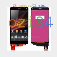 Lcd + Touchscreen Sony Xperia Z3 Compact / Sony Xperia Z3 Mini D5803