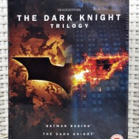 Dvd Original The Dark Knight Trilogy 1-3 (6-Disc)